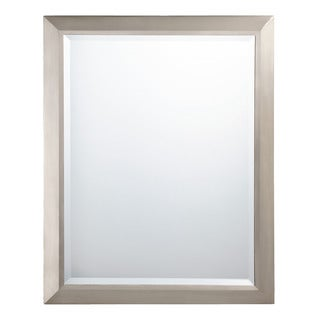 Kichler Lighting Transitional Brushed Nickel Wall Mirror