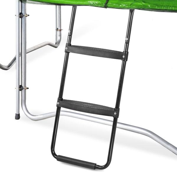 Pure Fun Dura-Bounce 2 Step Universal Trampoline Ladder