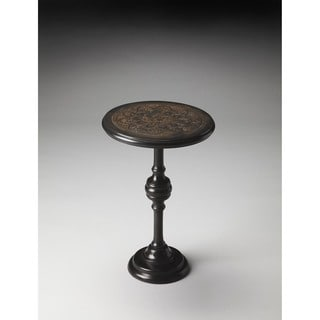 Butler Selma Black Aluminum Accent Table