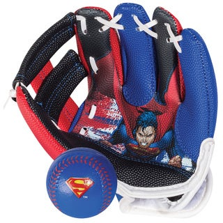 Franklin Sports Air Tech Batman Glove/Ball Set