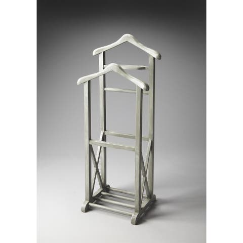 Butler Riley Wood Valet Stand
