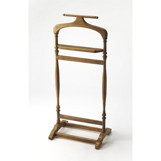 Butler Judson Brown Driftwood Valet Stand