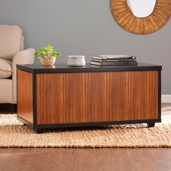 Harper Blvd Redell Trunk Coffee Cocktail Table Free Shipping Today 18928214