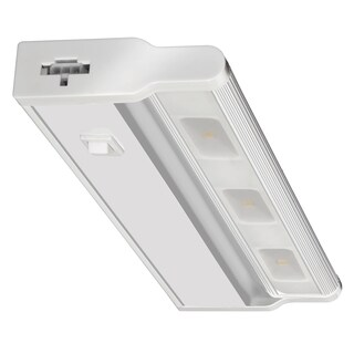 Lithonia Lighting UCLD 12 2700 WH M4 LED 12-inch White Under Cabinet Light