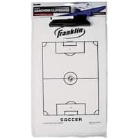 Franklin Sports ABS Soccer Coaching Clipboard