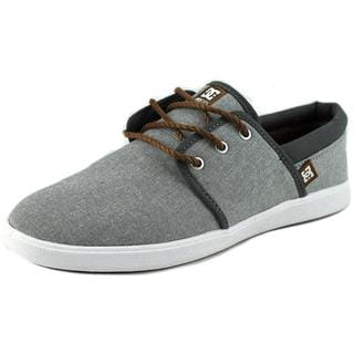 DC Shoes Women's Haven TX SE Grey Basic Textile Athletic Shoes