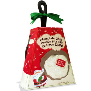Chocolate Chip Cookie Skillet Gift Set