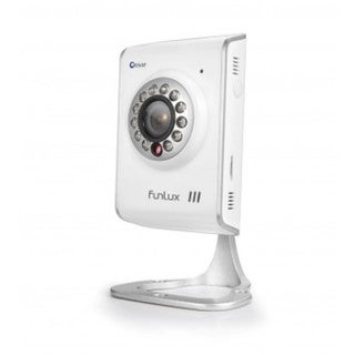 Ipm 720p hd ip camera with wifi network night vision two way audio