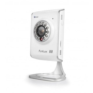 Funlux 720P HD Wi-Fi Wireless Network IP Camera With 2-way Audio