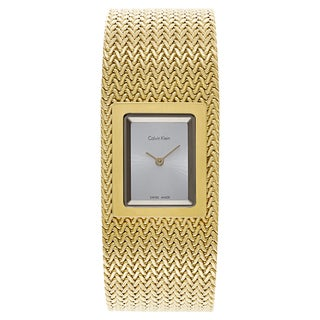 Calvin Klein Women's Goldtone Watch