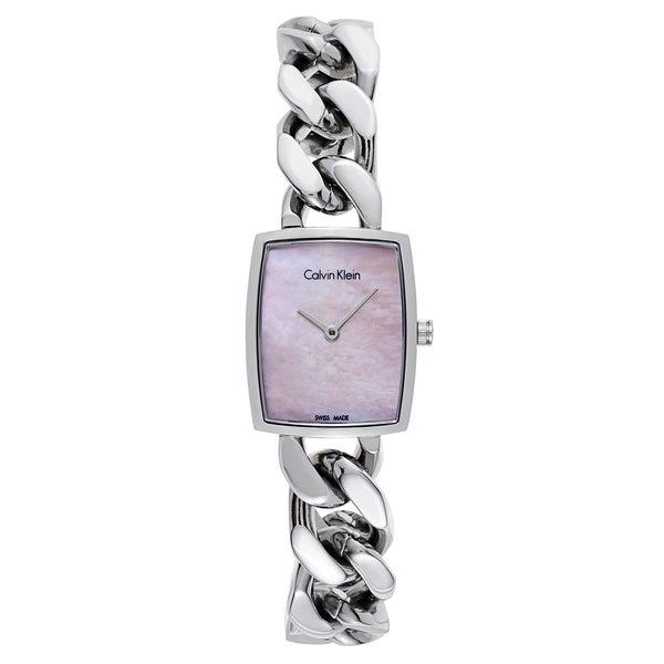 Calvin Klein Women's Stainless Steel Watch