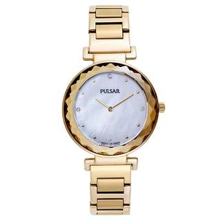 Pulsar Women's Gold Watch
