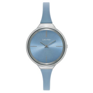 Calvin Klein Women's Blue Watch