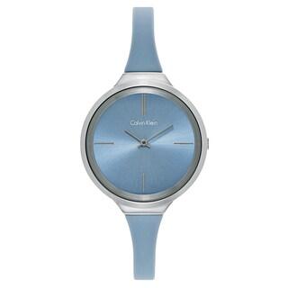Calvin Klein Women's Blue Watch
