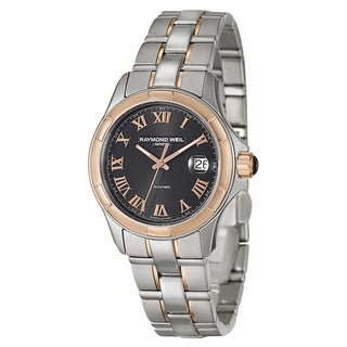 Raymond Weil Men's Two-tone Gold Watch