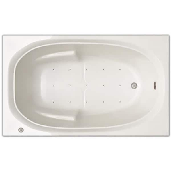 Signature Bath 60 Inches Long X 36 Inches Wide X 19 Inches