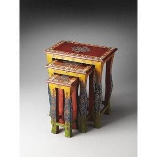 Butler Sasha Hand Painted Nesting Tables