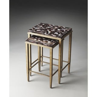 Butler Mateo Transitional Nesting Tables