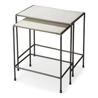 Butler Carrera Marble Nesting Tables