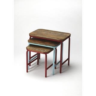 Butler Industrial Chic Nesting Tables