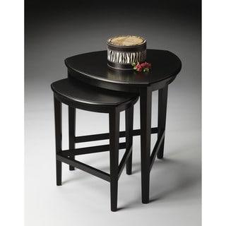 Butler Finnegan Black Licorice Nesting Tables