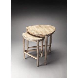 Butler Finnegan Driftwood Nesting Tables