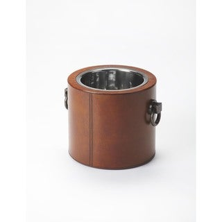 Butler Leather Wine Cooler