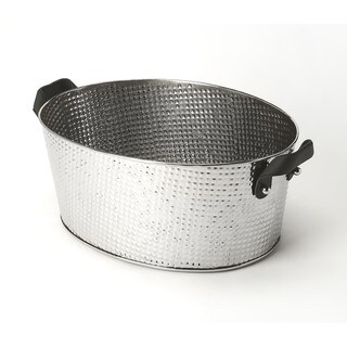Butler Avant Hammered Stainless Steel Wine Bucket