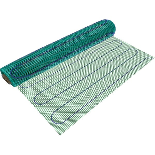 Shop Warmlyyours 18 Sq Ft 120 Volts Electric Floor Heating