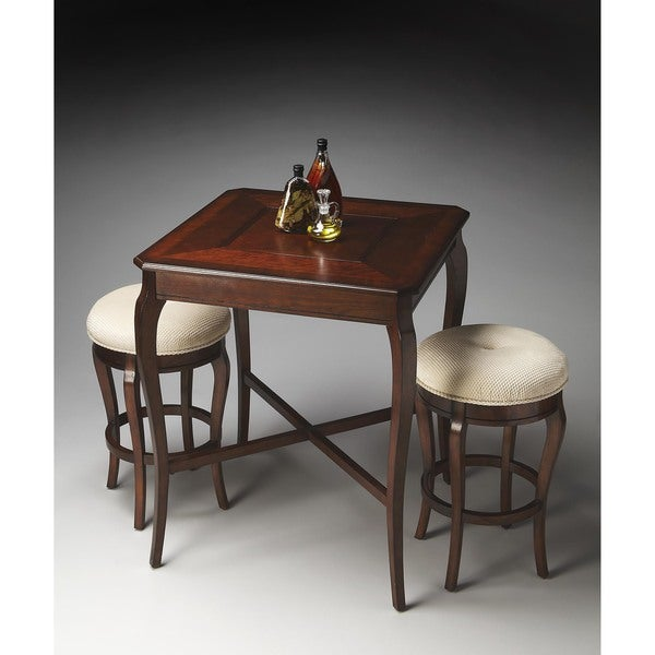 Butler Plantation Cherry Pub Game Table