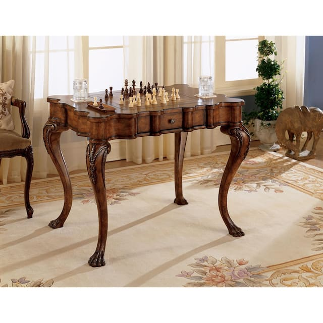 Wooden Traditional Game Table