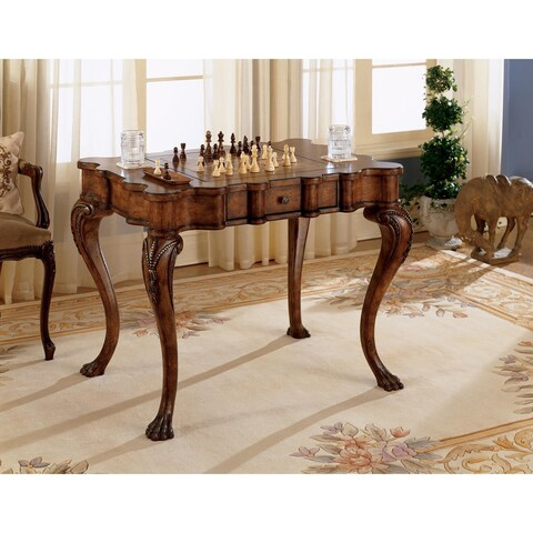 Handmade Butler Wooden Traditional Game Table (Philippines)