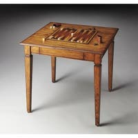 Butler Traditional Mountain Lodge Finish Game Table
