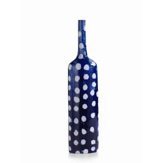 Capri Porcelain Bottle- Dot Design