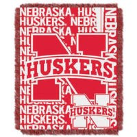 College 019 Nebraska Double Play Throw
