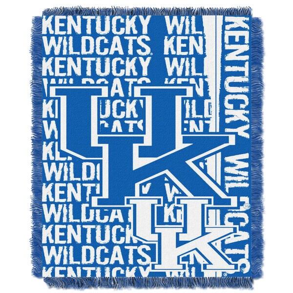 College 019 Kentucky Double Play Throw