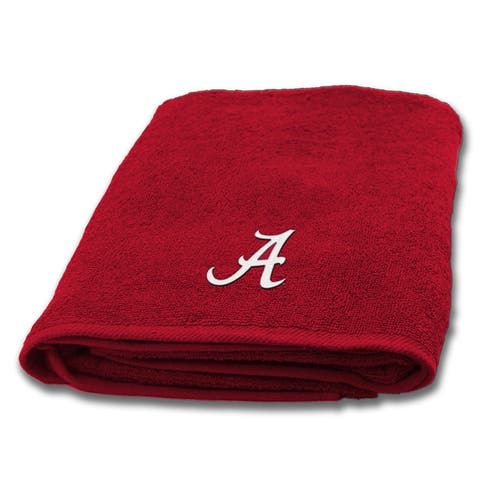 COL 929 Alabama Bath Towel - Red