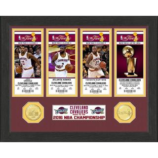 2016 NBA Finals Champions Ticket Collection