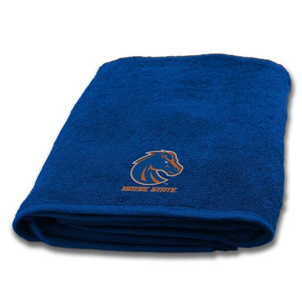 COL 929 Boise State Bath Towel