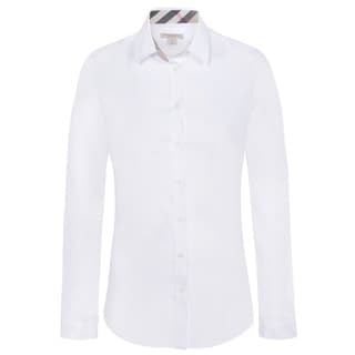 Women's Burberry Dress Shirt