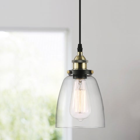 Light Society Camberly Edison-style One-light Pendant Lamp