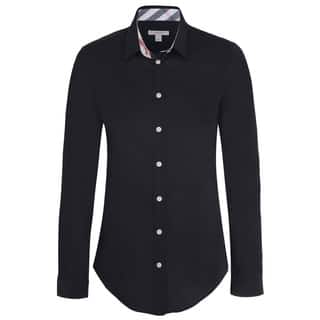 Women's Burberry Dress Shirt|https://ak1.ostkcdn.com/images/products/12060902/P18930399.jpg?impolicy=medium