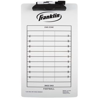 Franklin Sports Football Coaching Clipboard