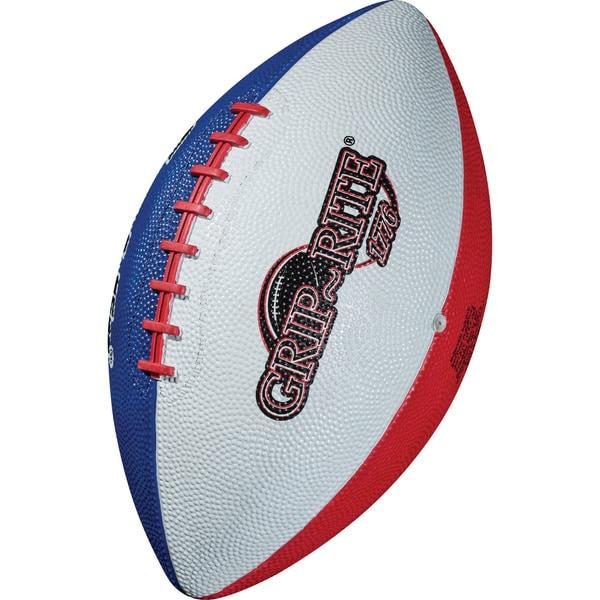 Franklin Sports Multi-color Rubber Junior USA Football
