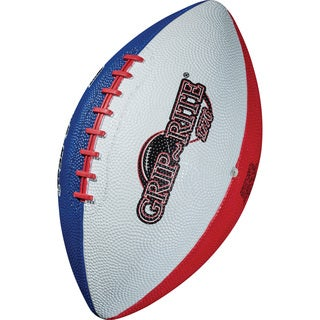 Franklin Sports Multi-color Rubber Junior USA Football