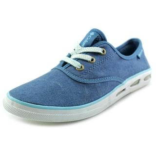 Columbia Women's Vulc N Vent Blue Fabric Athletic Shoes