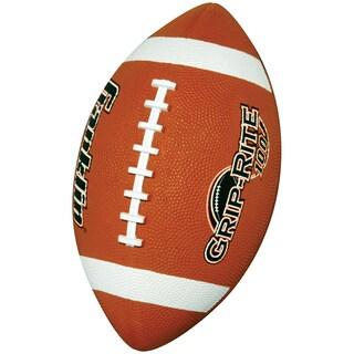 Franklin Sports Grip-Rite 100 Junior Rubber Football