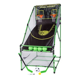 Franklin Sports Polyester 3-in-1 Arcade Center
