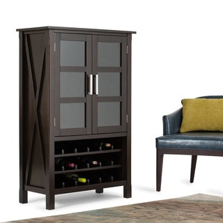 WYNDENHALL Waterloo High Storage Wine Rack