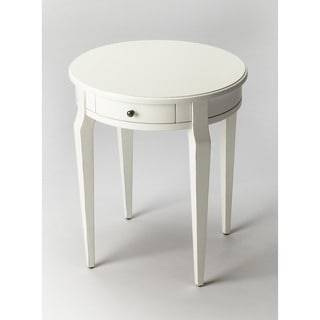 Butler Archer Cottage White Side Table